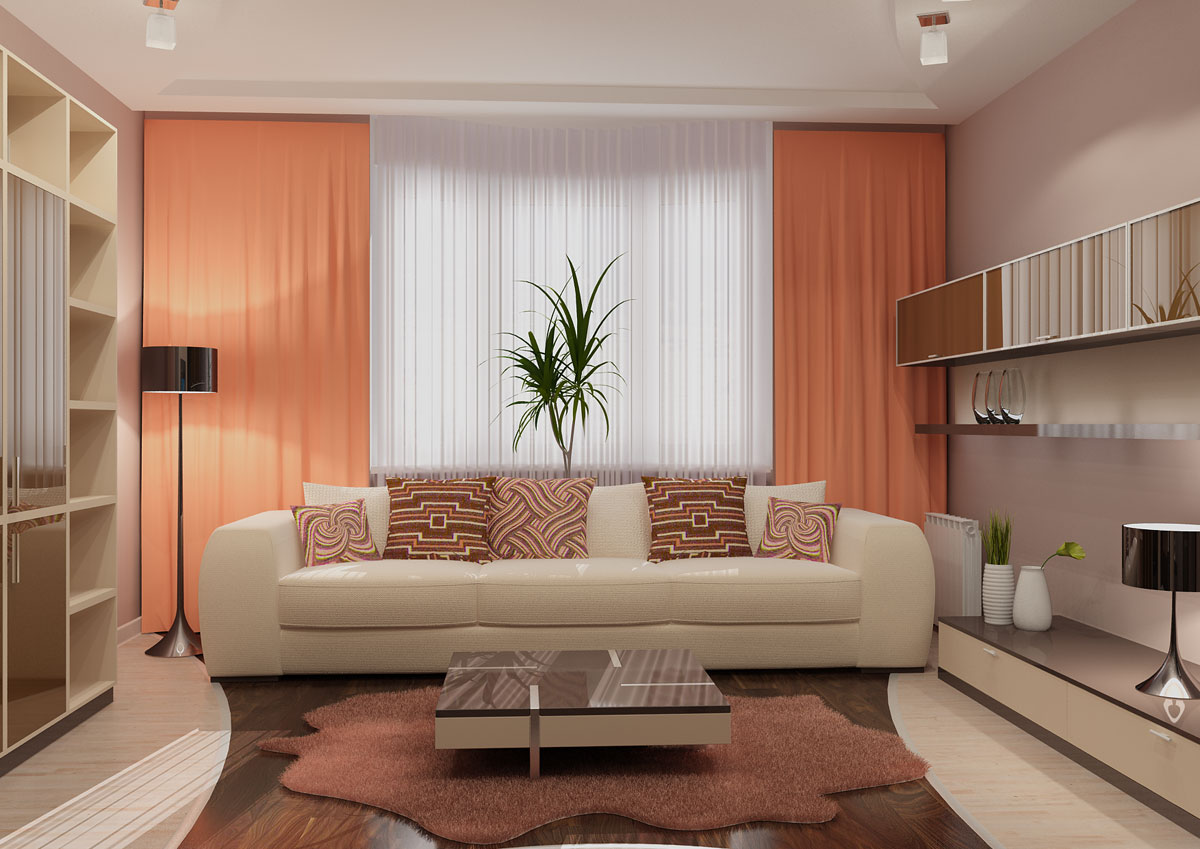 Фото маленьких гостиных комнат