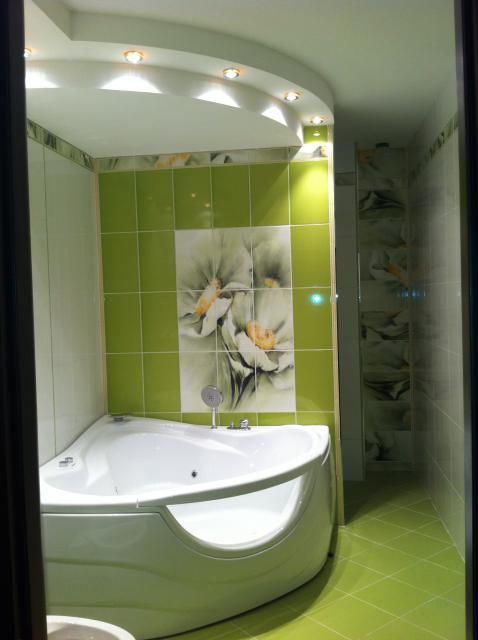Ванная комната ремонт под ключ дизайн