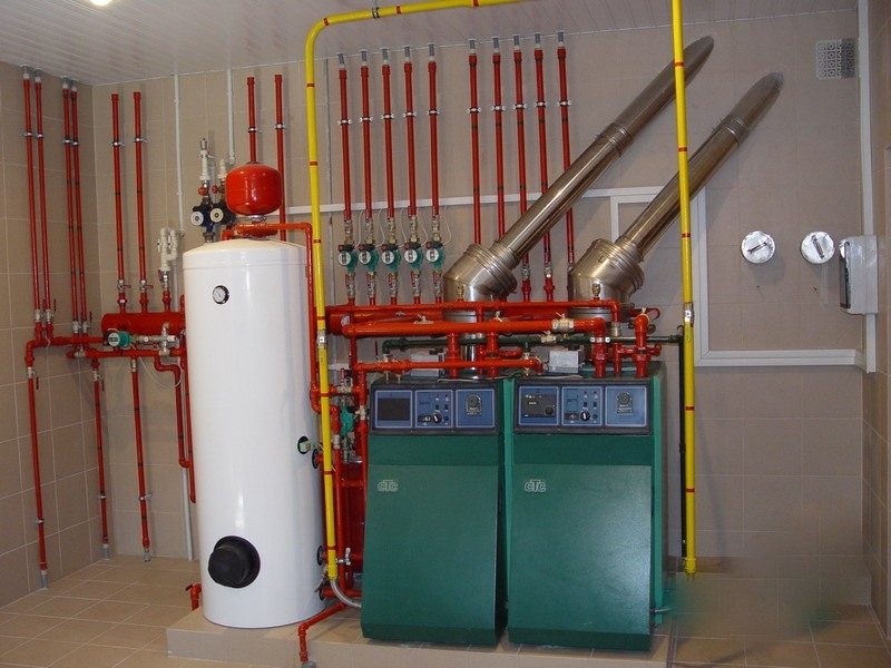 газовые котельные для многоквартирных домов нормы