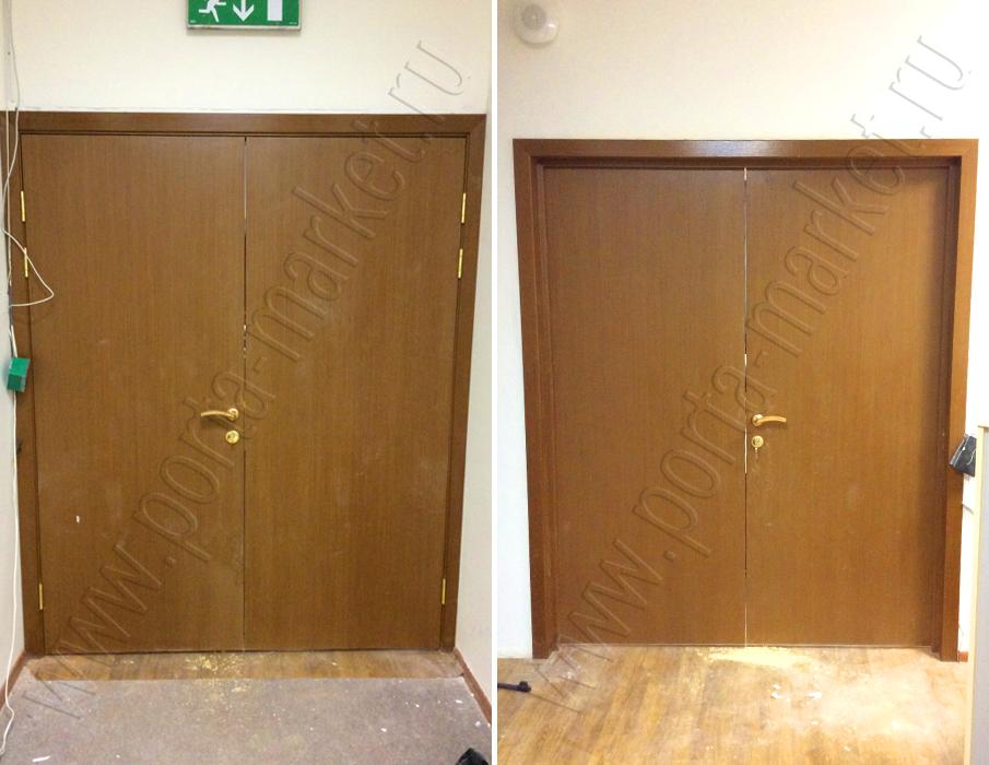 железная дверь в квартиру с завода изготовителя