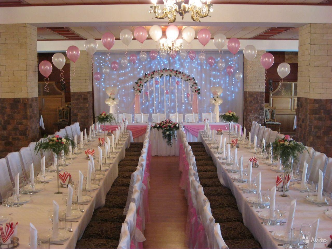 Ресторан для свадьбы в серпуховском районе