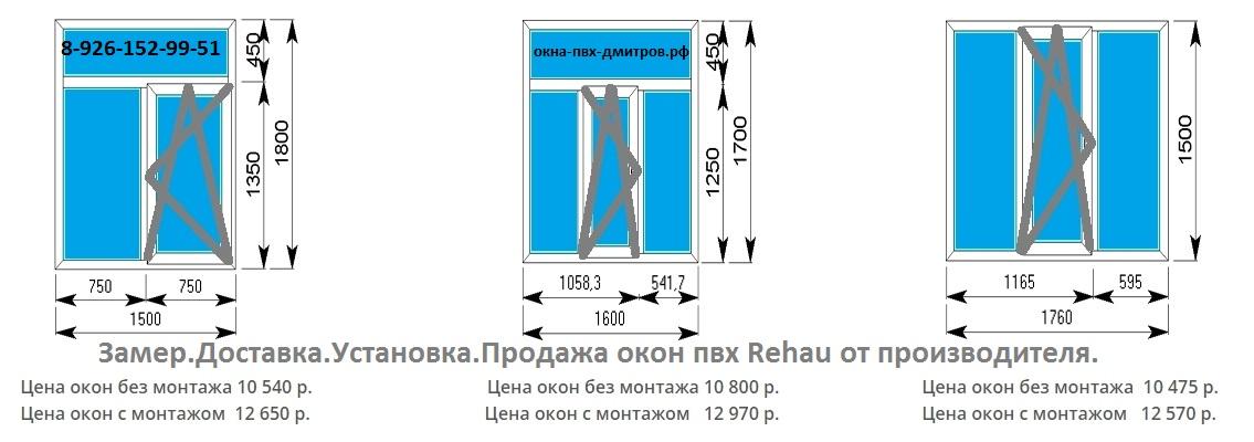Как правильно сделать замеры для установки пластикового окна