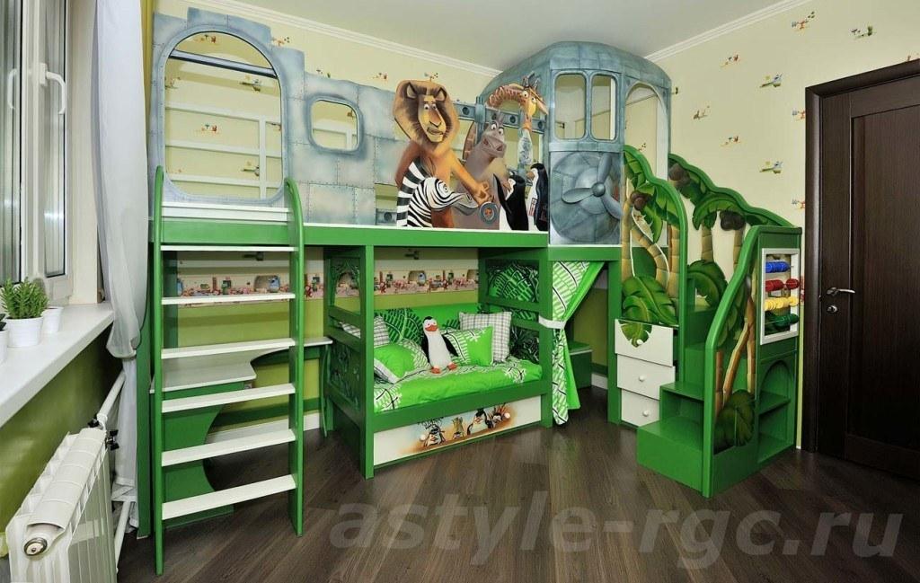 Изготовление мебели по индивидуальному заказу в москве - 114.