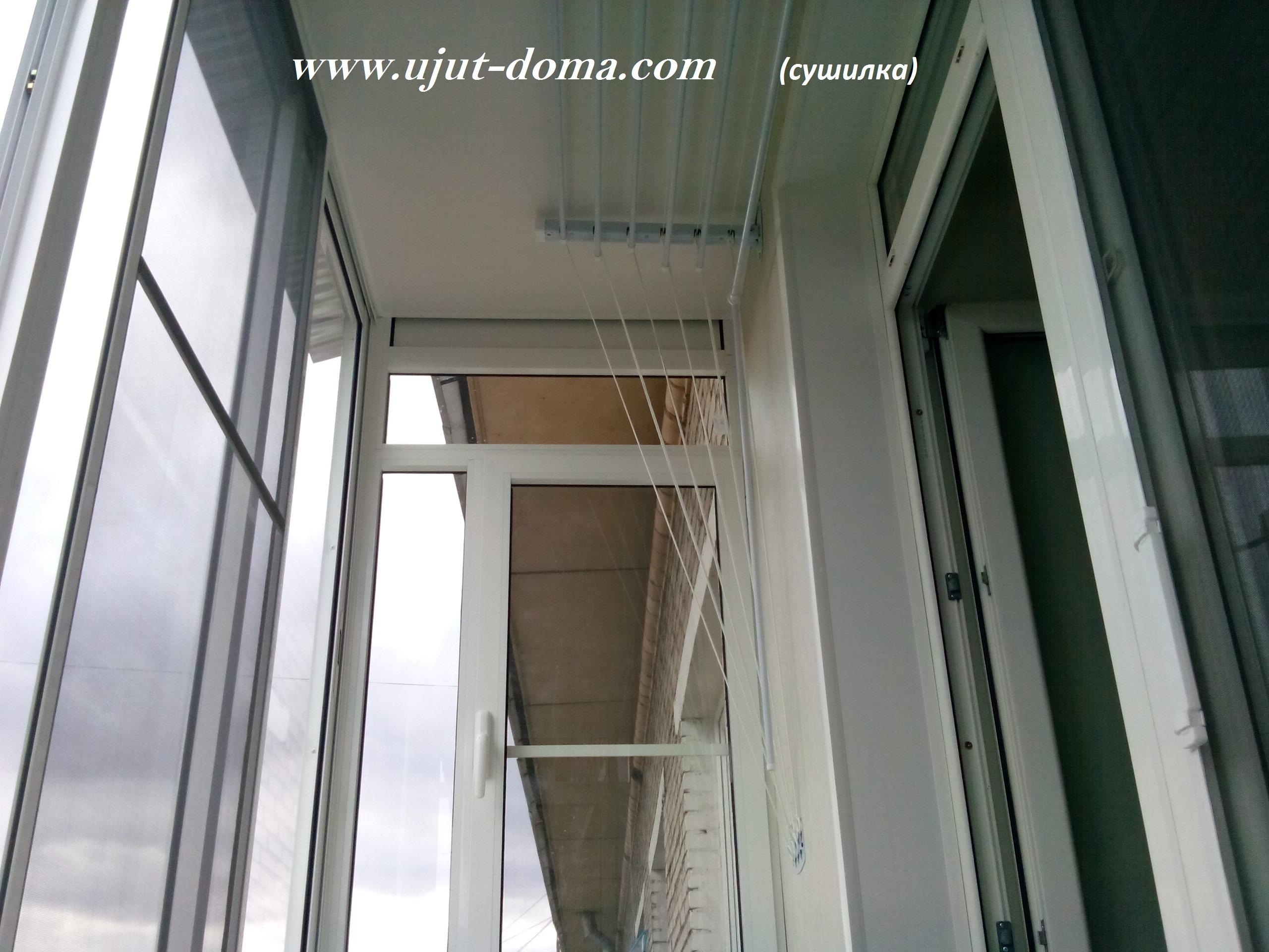 Остекление и отделка ,балконов и лоджии., 2016-01-19.