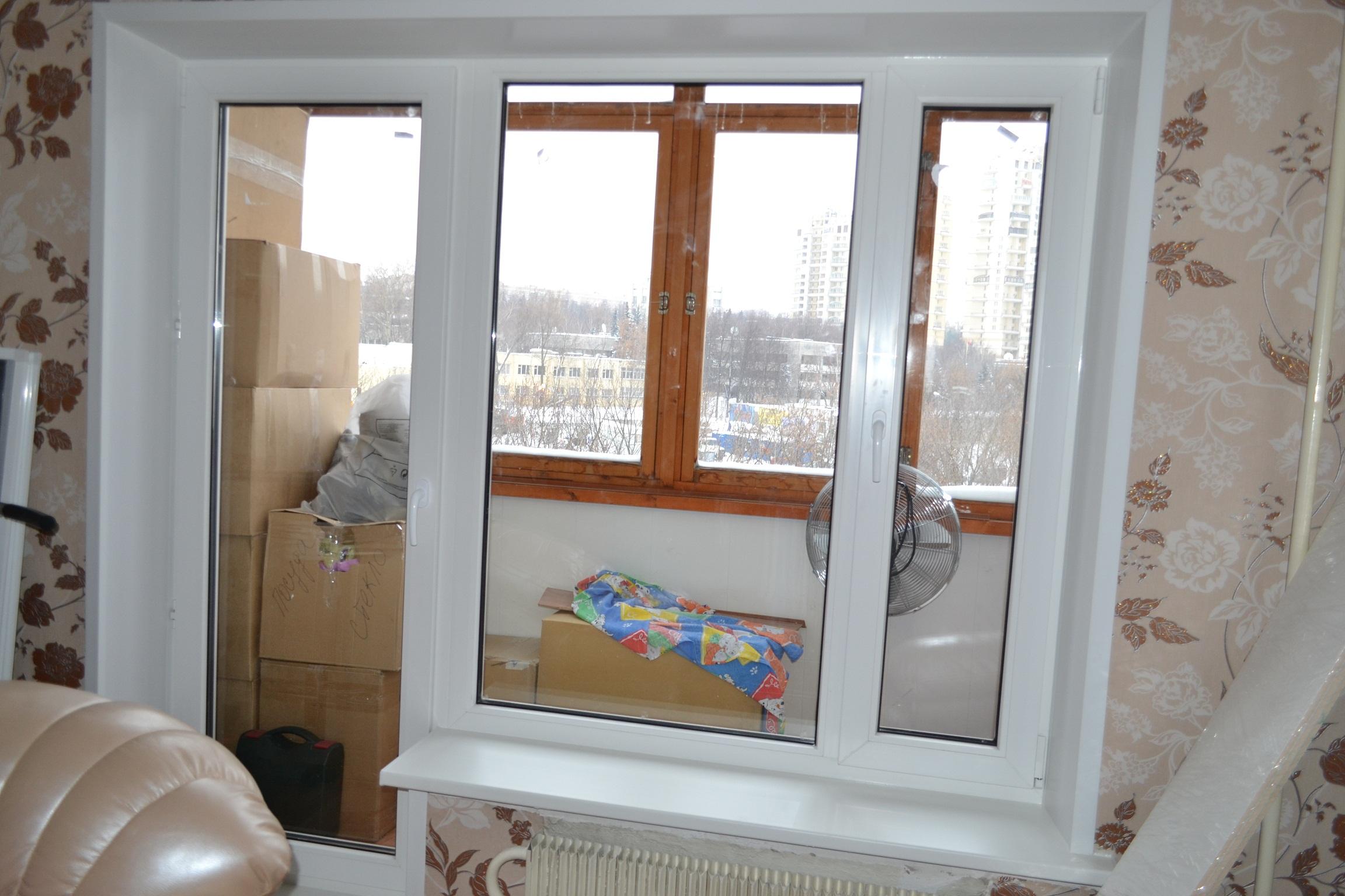 Москва: окна рехау - лоджии,балконы, цена 0 р., объявления д.