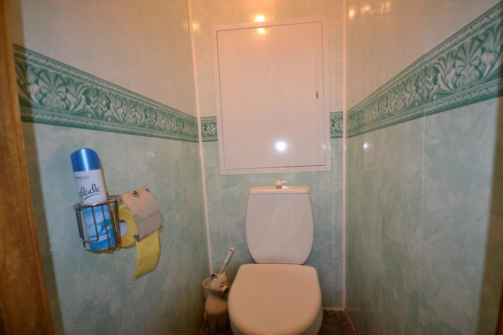 Дизайн туалетов панелями в квартире фото