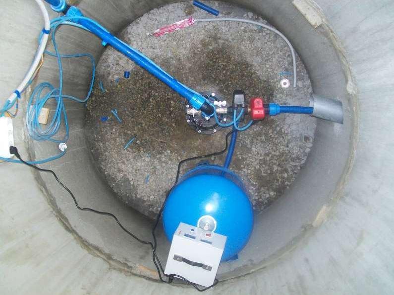 Обустройство скважин на воду своими руками